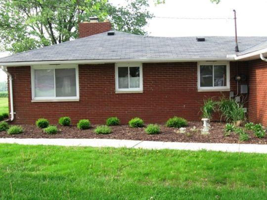 Advice For Adding Shutters To Brick Ranch Home Good