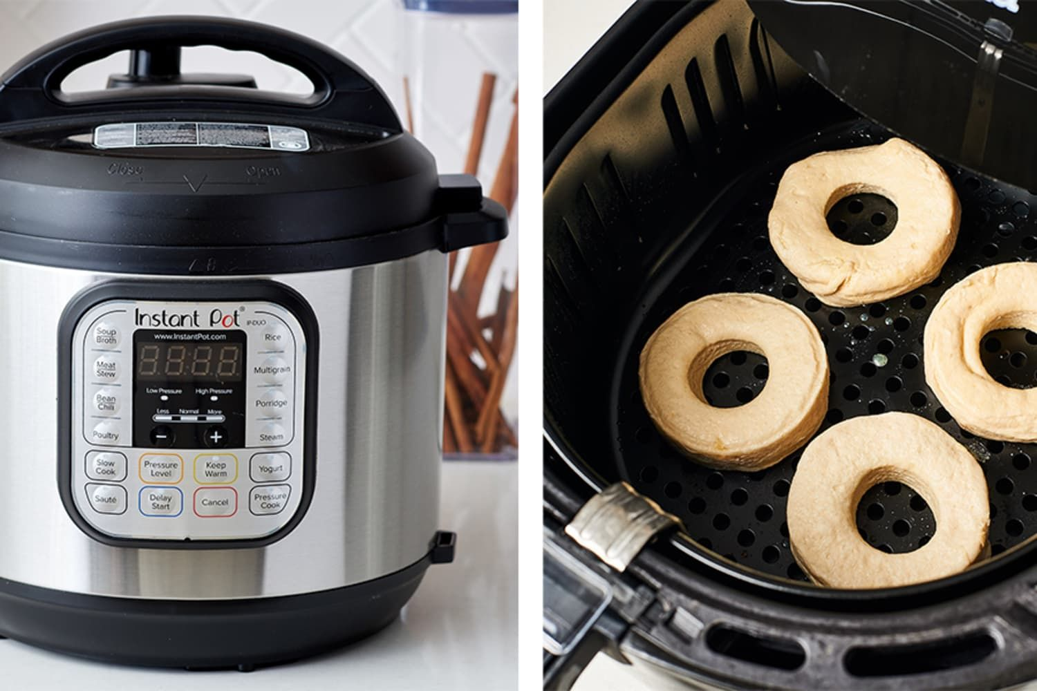 Instant Pot Just Debuted a MultiFunction Air Fryer—and It