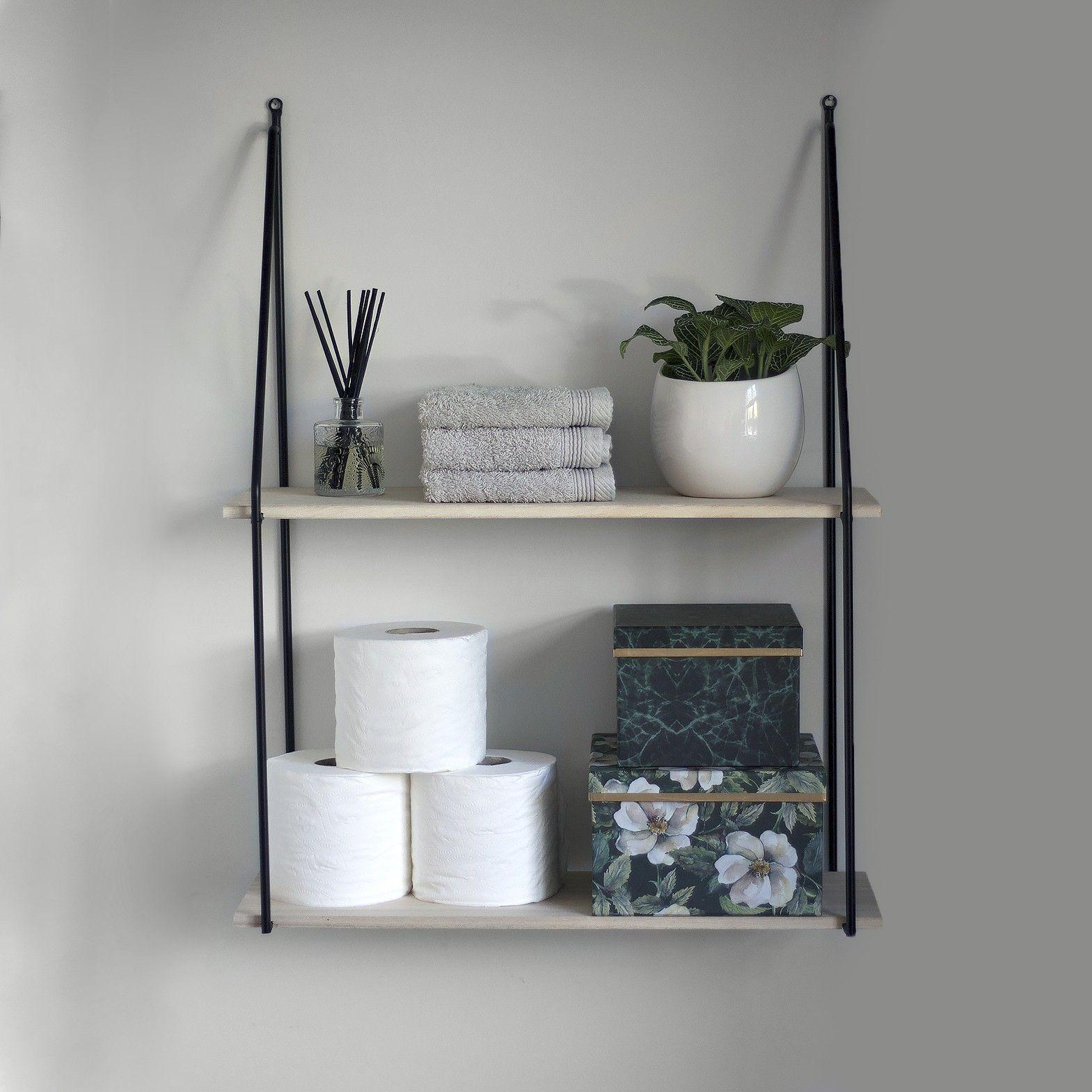 SIGMUND Shelf (2 Tier)   Storage, Shelves and Laundry