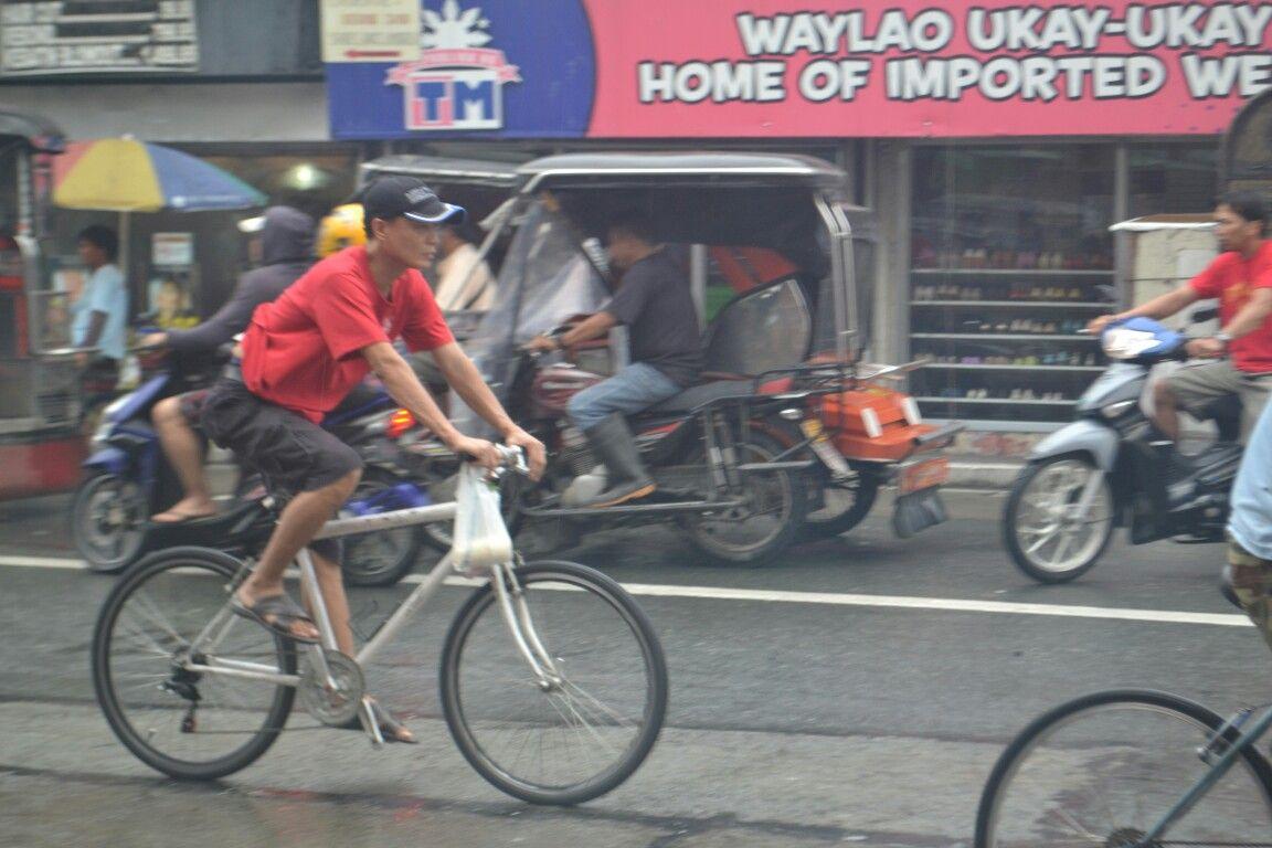 Pin By Arah Galias On Peoples Of Angono Bicycle Vehicles