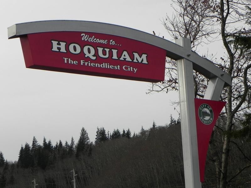 "Go visit Hoquiam, Washington.  Why?  Well, it's ""The Friendliest City.""  Plus, it's situated very near the coast on Grey's Harbor next to Aberdeen, home of Nirvana.  Not too far from Olympia & Tacoma AND Oceanspray Cranberry Juice company."