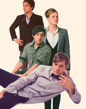 Grizzly Bear   Featured On The Blue Valentine Soundtrack. Love Their  Indie/folksy/