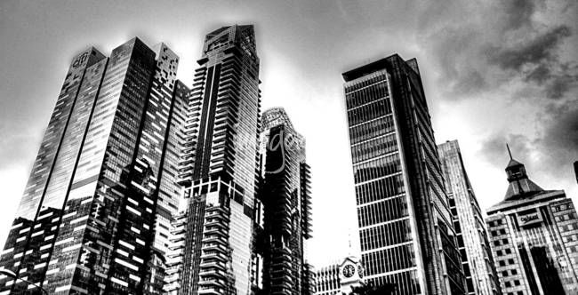 """""""Urban Landscape Singapore - Architecture"""" by William Yee Khai Teo, Singapore // Urban Landscape Singapore - Architecture // Imagekind.com -- Buy stunning, museum-quality fine art prints, framed prints, and canvas prints directly from independent working artists and photographers."""