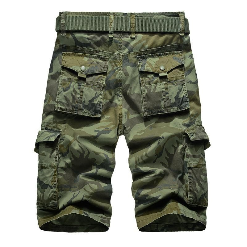 9bf718f693 Unique Men's Camo Military Style Multi-Pocket Short Pants | Style of XES 2  | Mens camouflage shorts, Shorts with pockets, Camouflage shorts