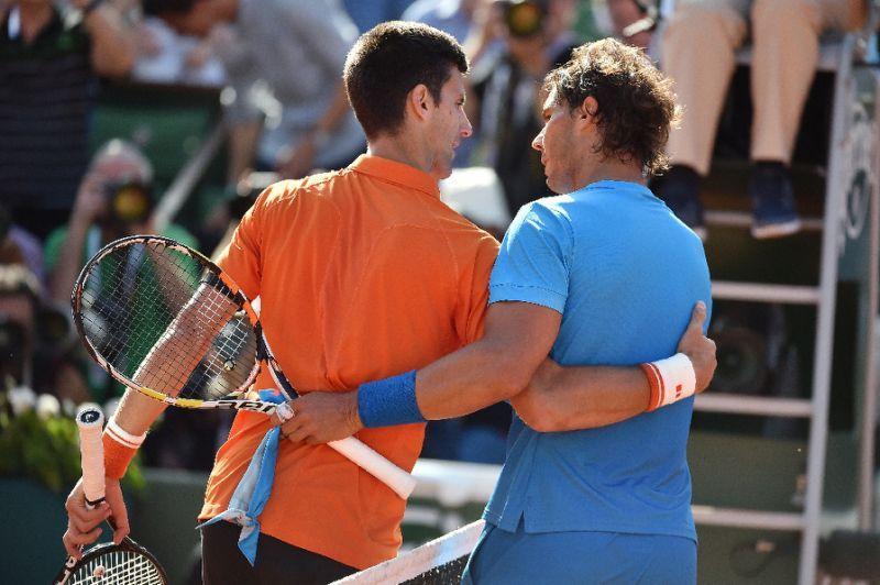 Rafael Nadal Vs Novak Djokovic Possible At 2017 French Open Novak Djokovic Rafael Nadal French Open