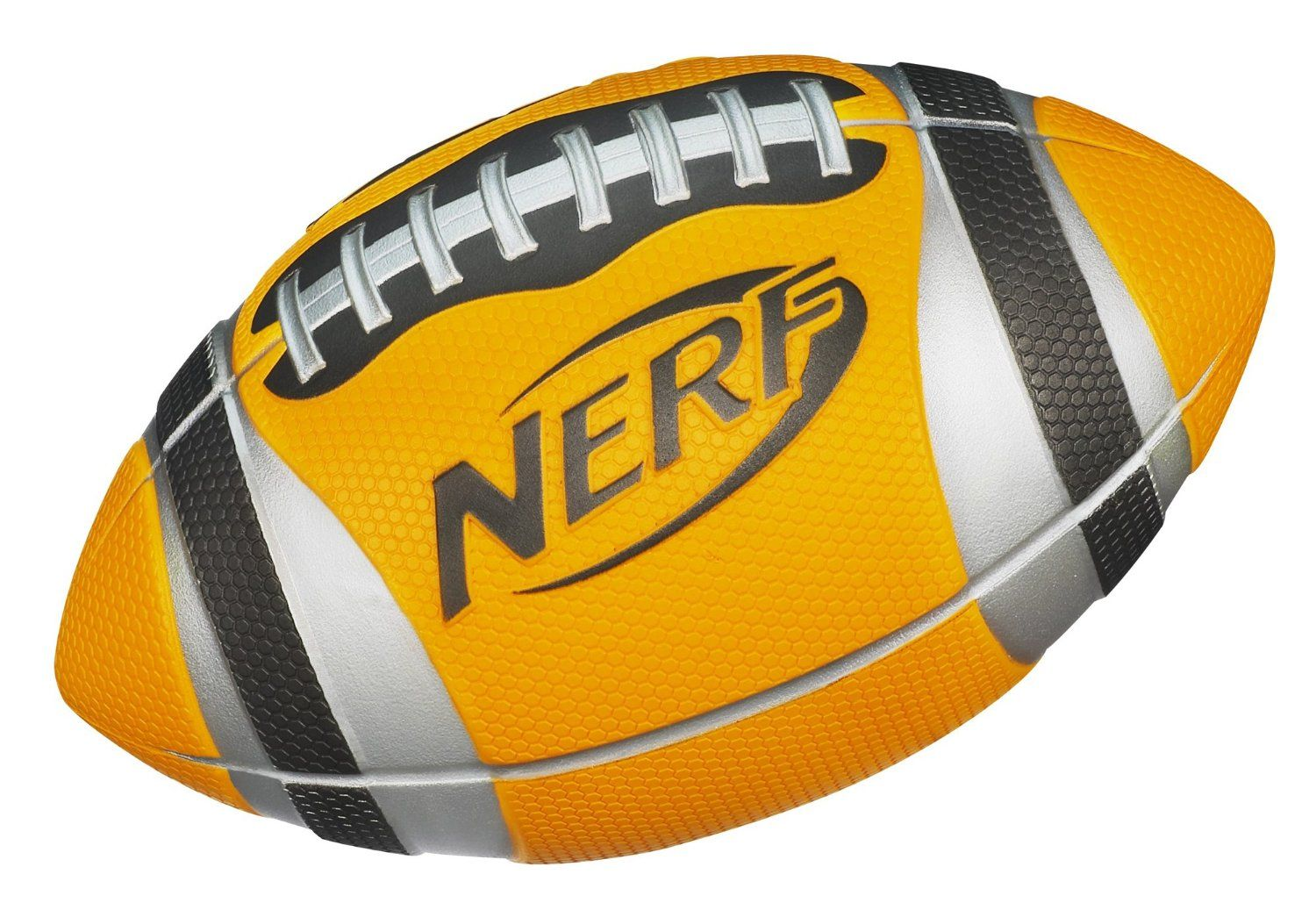 Football Toys For Boys : Nerf n sports pro grip football orange see more at toy