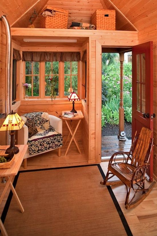 Great Tiny Houses Interior Images   Buscar Con Google