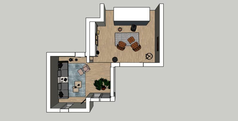 woonkamer inrichten in 3D, interieurstyling, interieuradvies ...