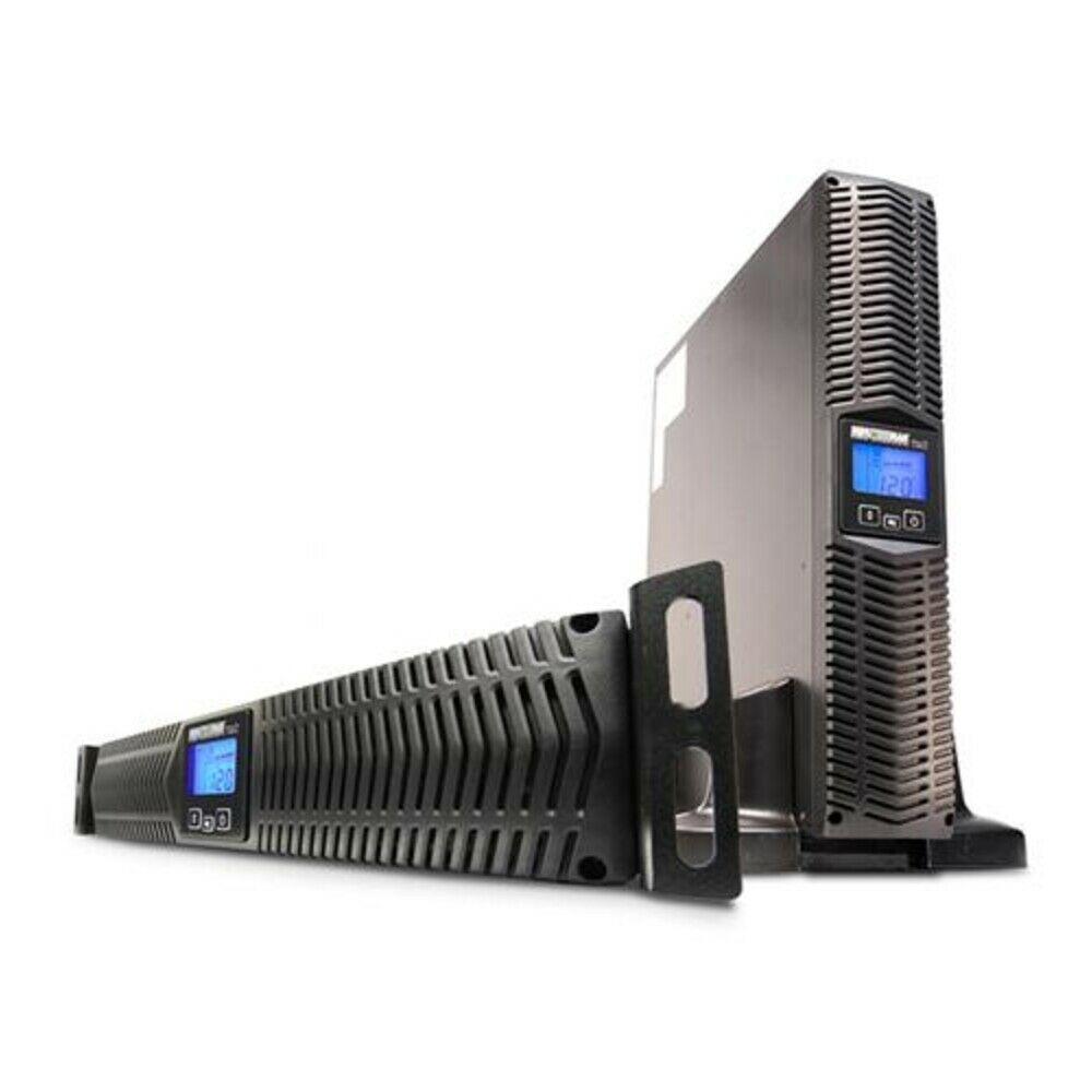 Ebay Sponsored Para Systems E750rt2u 750va 600w Ups R T Lcd Avr True Sine Wave 3yr War Incl Wall Tower External Battery Pack Emergency Power