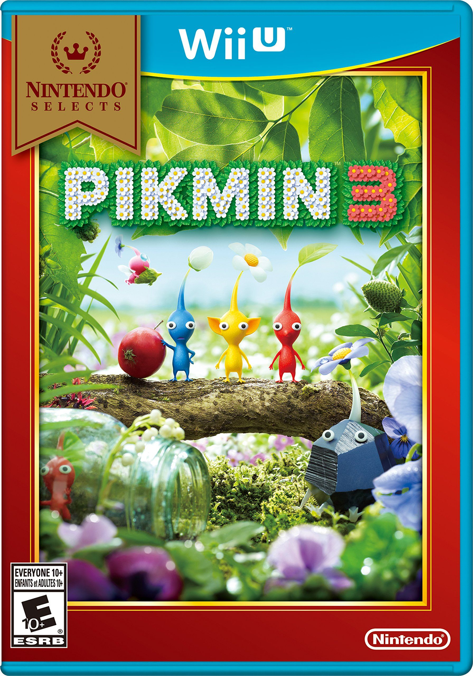 Nintendo Selects Pikmin 3 Learn More By Visiting The Image