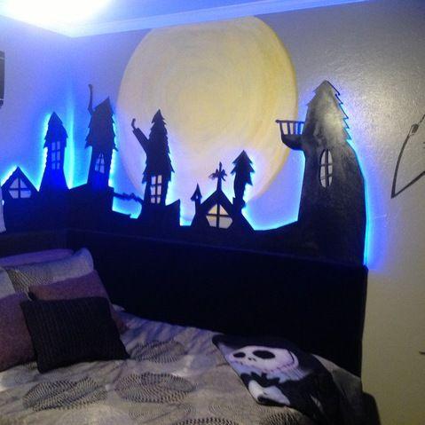 Nightmare Before Christmas Bedroom Trevor Nightmare Before