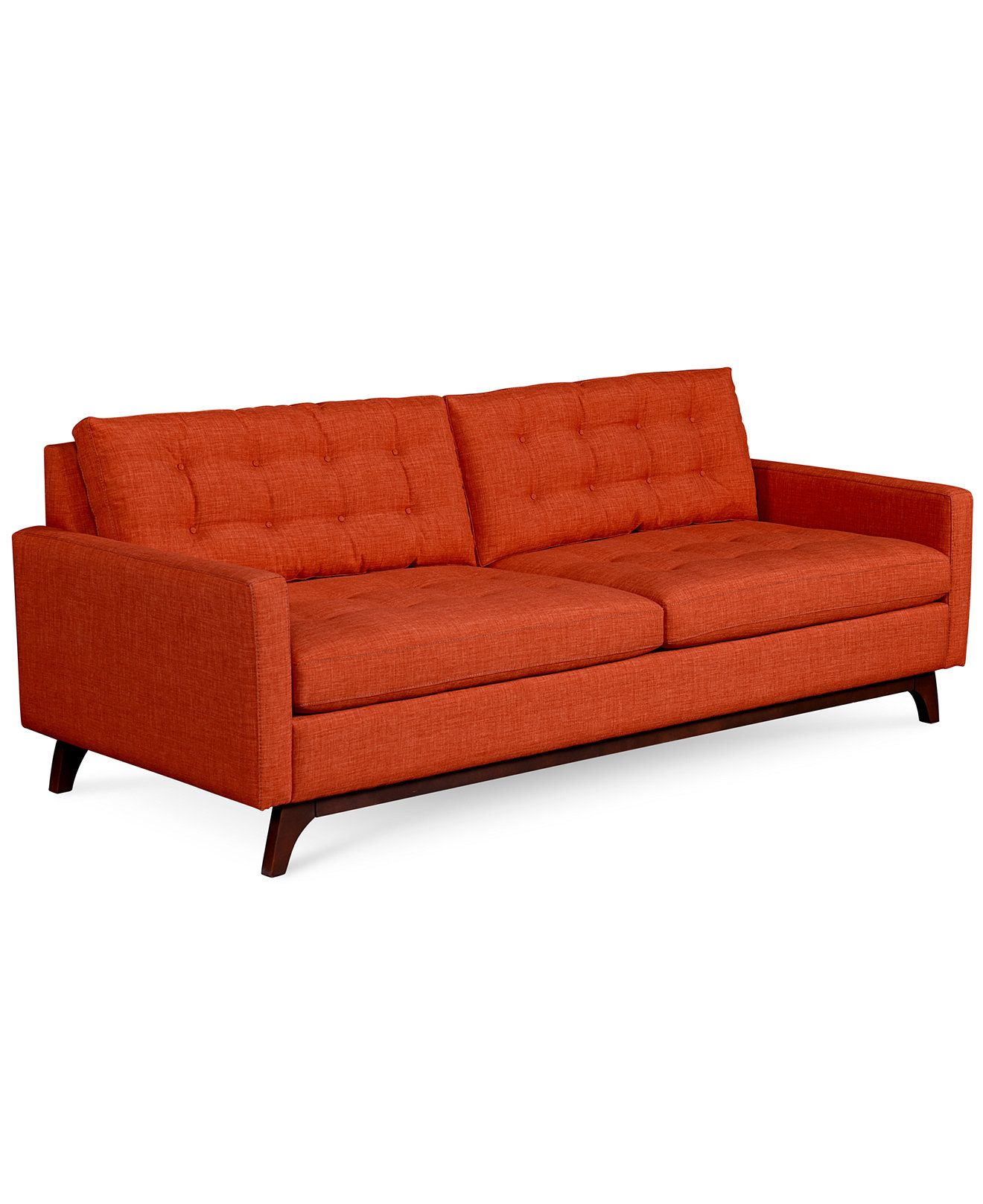Karlie Fabric Sofa Couches & Sofas Furniture Macy s $629 til