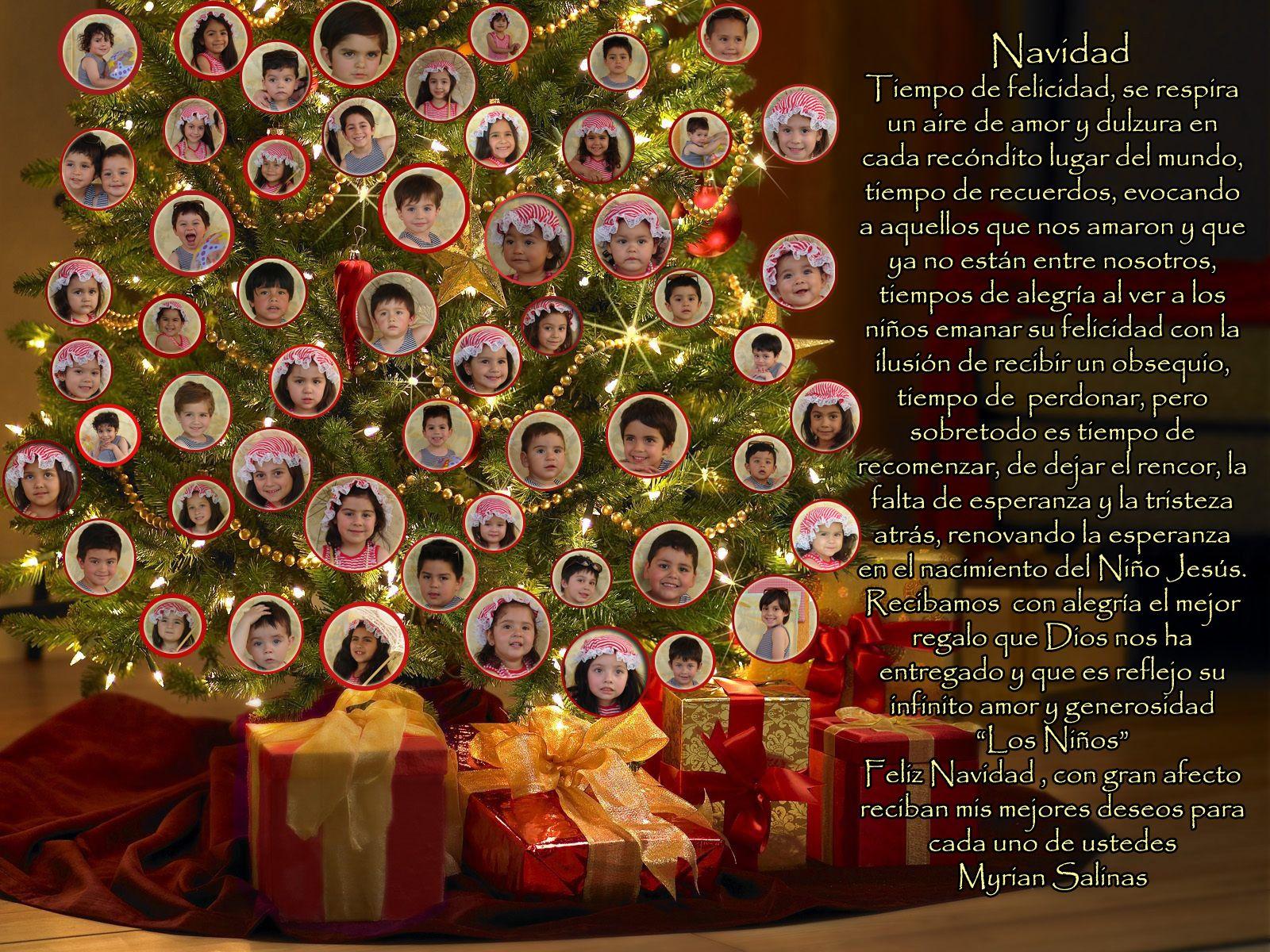 Para todos mis amigos y amigas del Mundo que tengan una hermosa Navidad llena de Bendiciones Myrian Salinas