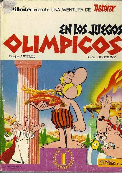 Asterix En Los Juegos Ol U00edmpicos  Una De Las Primeras