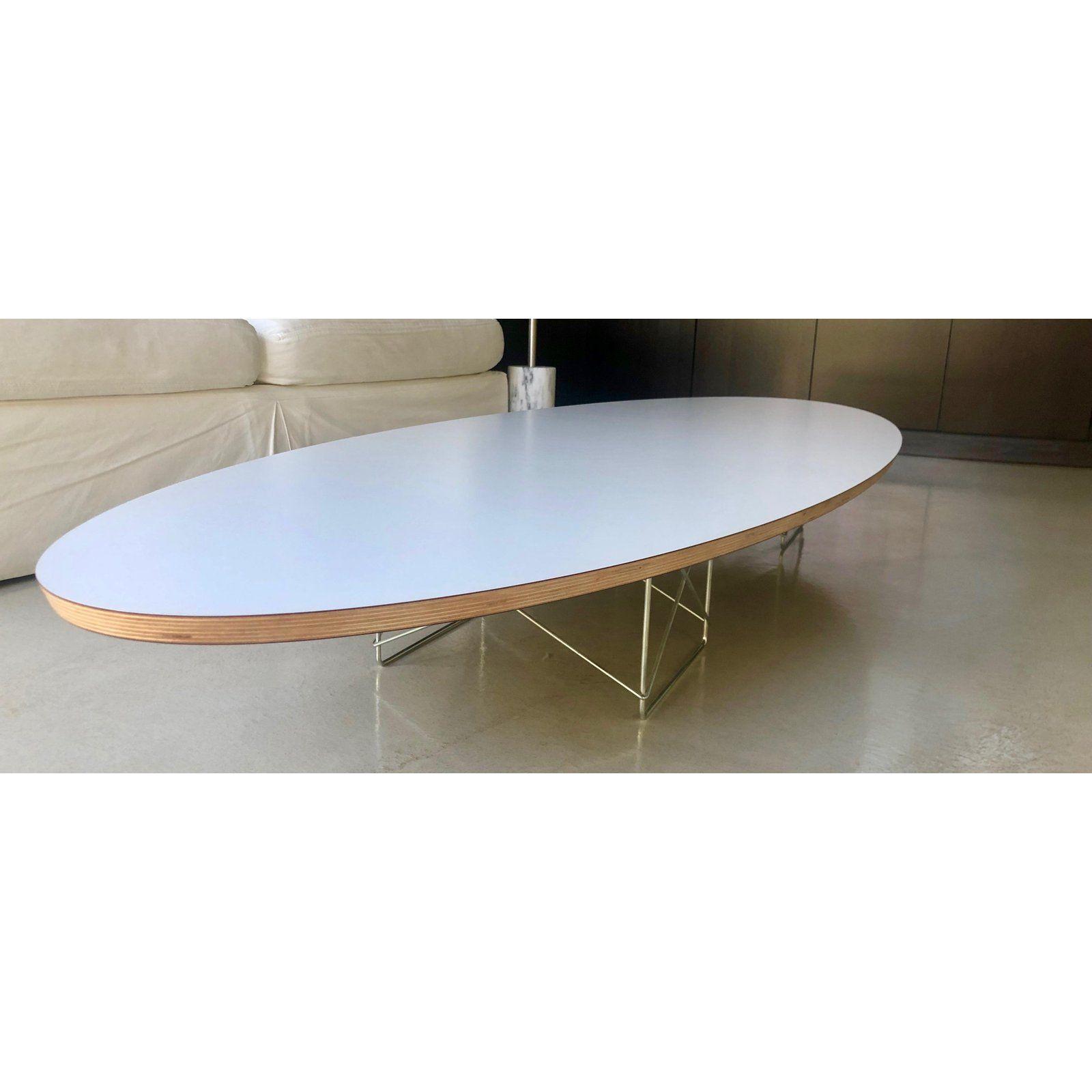 Mid Century Modern Surfboard Table An Elongated Elliptical Coffee Table Chairish Coffee Table Surfboard Table Table [ 1600 x 1600 Pixel ]