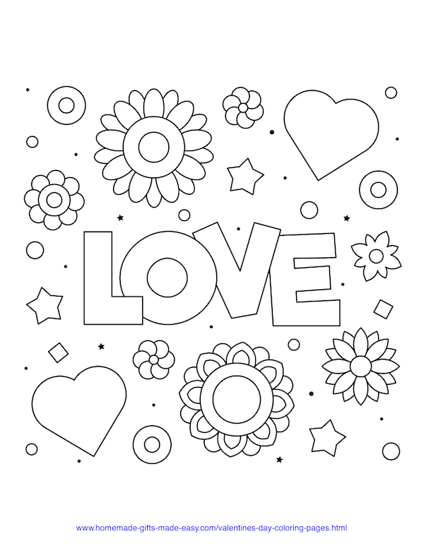 50 Free Printable Valentine S Day Coloring Pages Valentines Day Coloring Page Valentine Coloring Pages Valentine Coloring Printables