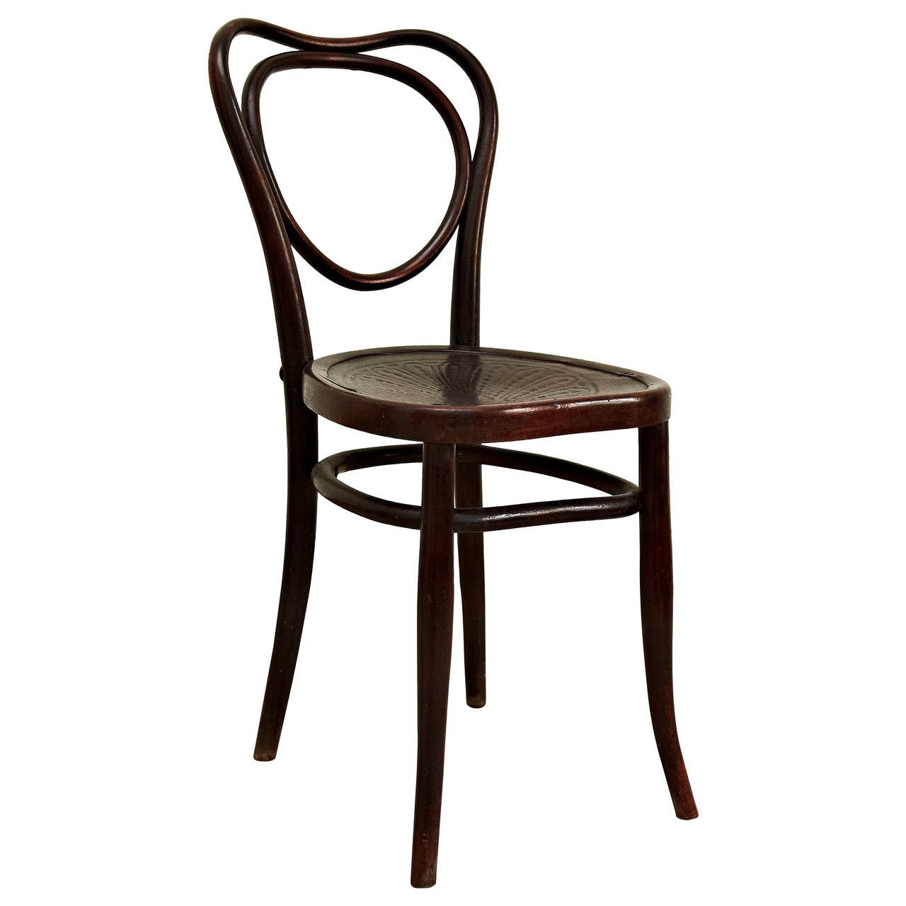 Bentwood chair modern - J J Kohn Bentwood Chair Circa 1880 Austria From A Unique Collection Of Antique