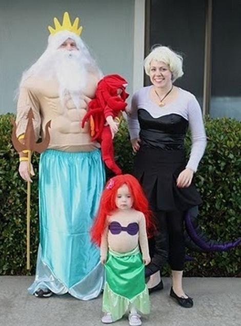 28 Disfraces familiares que enternecern este Halloween Pinterest