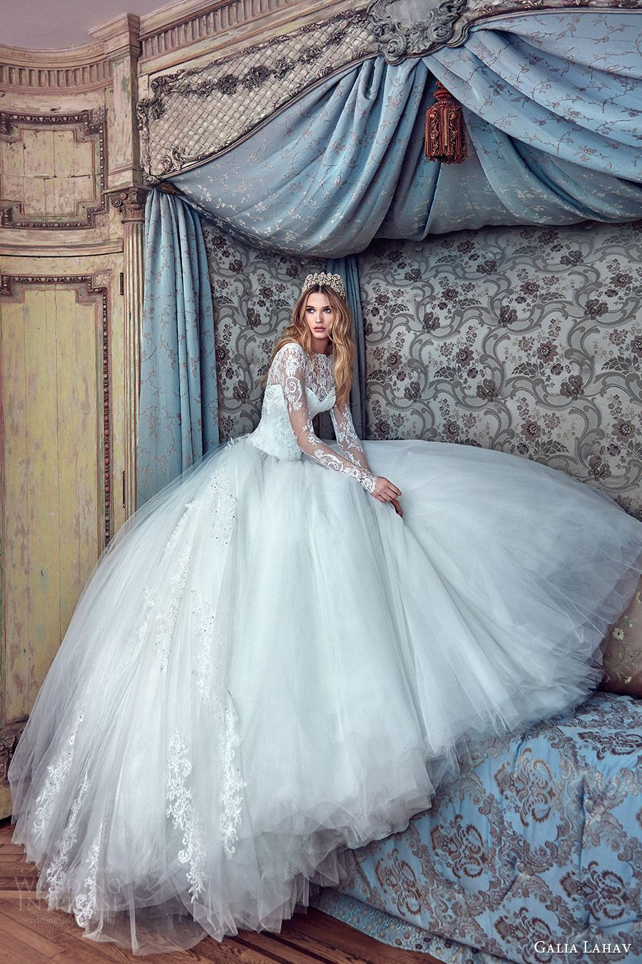 2017 Wedding Dress Trends — Part 2: Silhouettes, Embellishments and ...