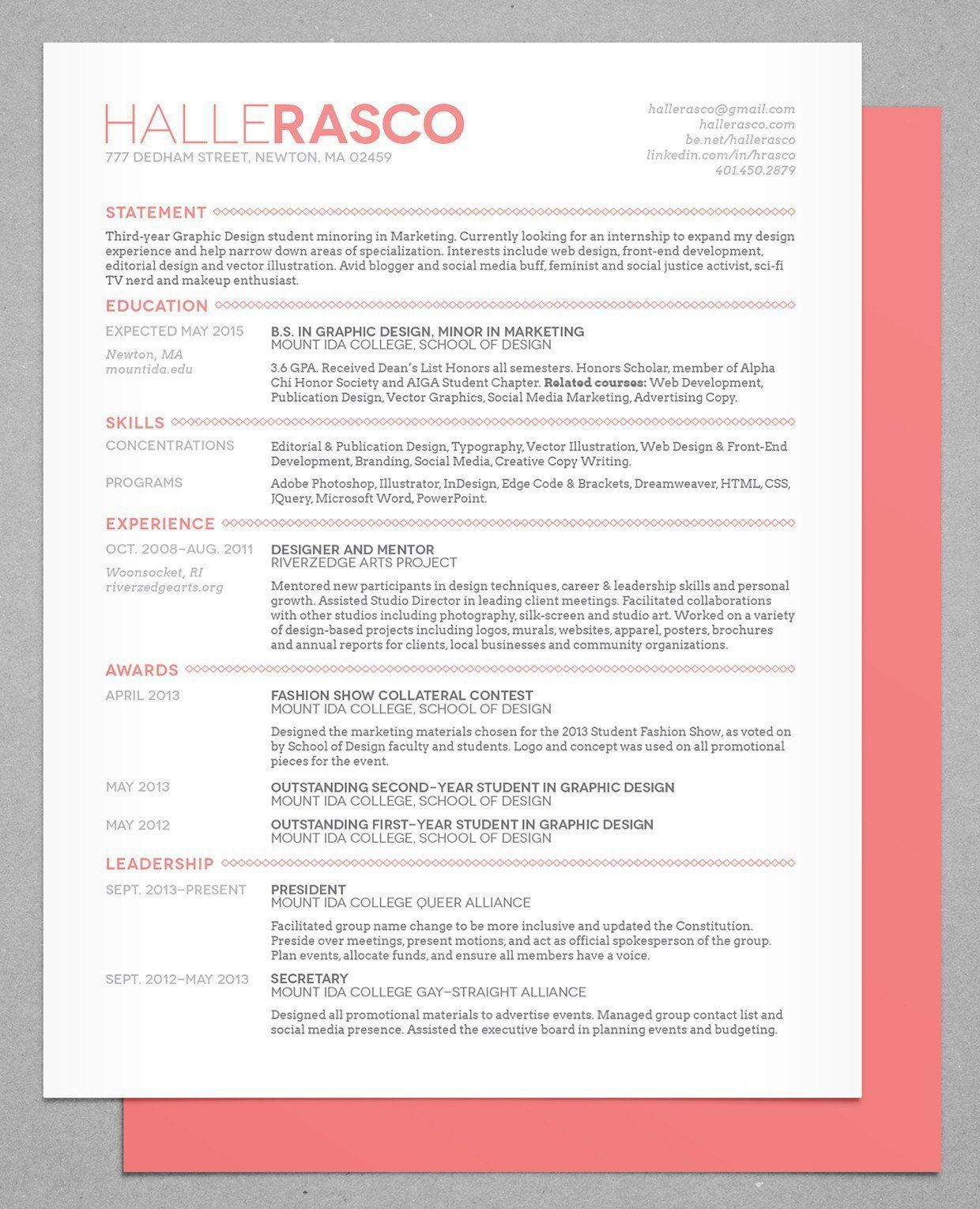 Canva Resume Free Download