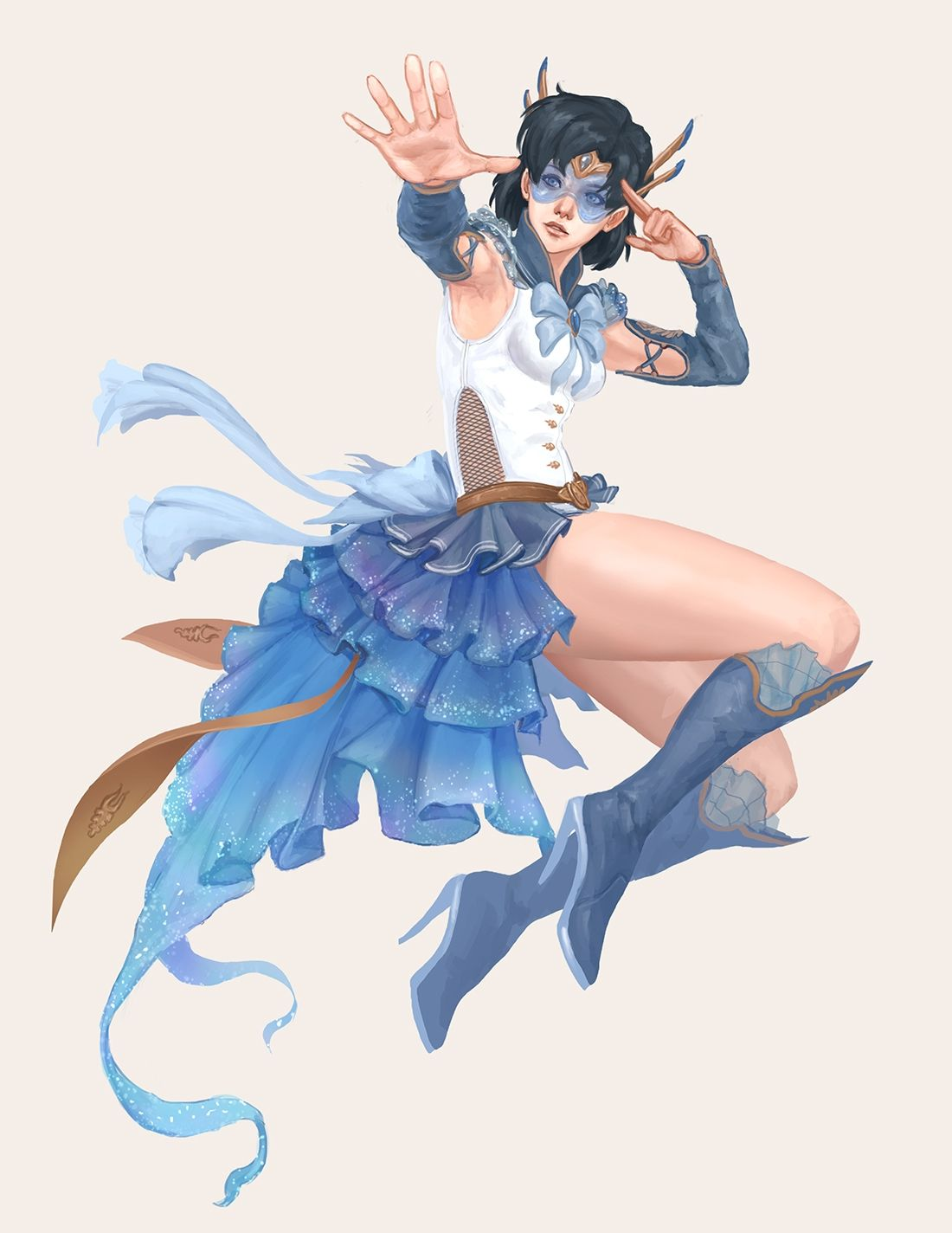 Pin by Tanya mccuistion on Geek   Sailor mercury, Sailor