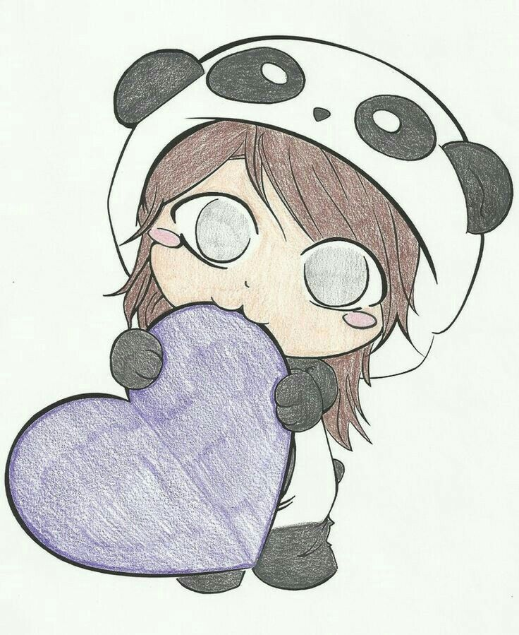 Discover Ideas About Chibi Panda