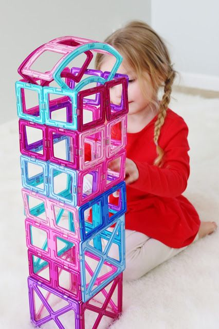 Magnetic Toys That Inspire Creativity