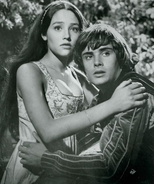 Romeo And Juliet Olivia Hussey Leonard Whiting Romeo Juliet
