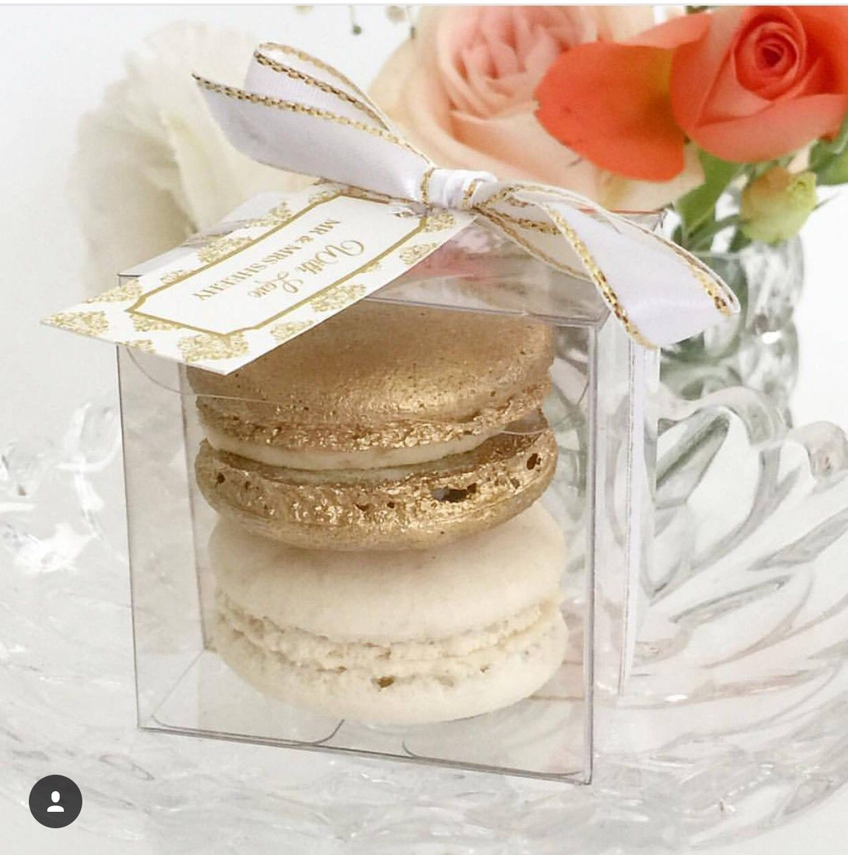 French Wedding Gifts: Wedding Favors Macaroon