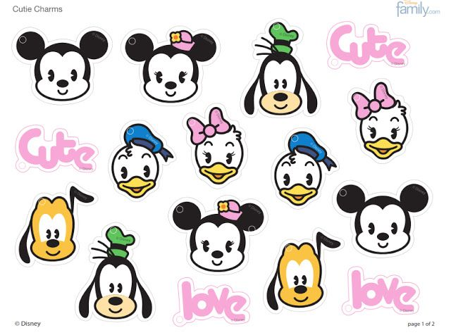 Pintar Tsum Eeyore Coloring Stitch Dibujos: TONS Of Free #printables For A Disney-themed Party
