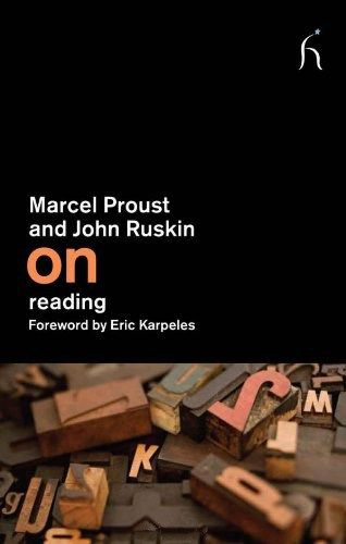 Proust on Why We Read