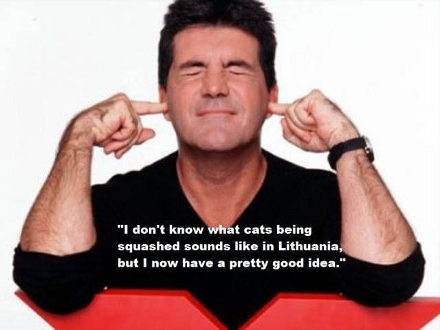 A Few Of Simon Cowells Many Insults On American Idol