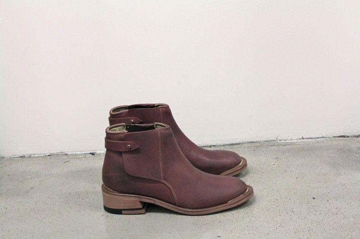 Purified Footwear.