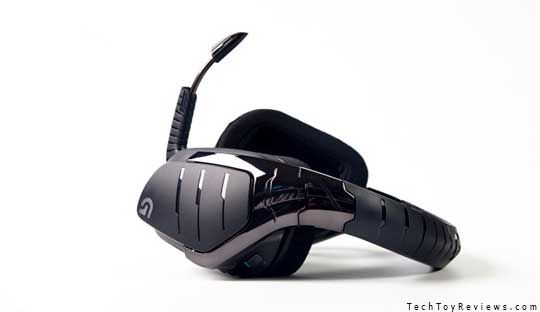 Logitech G633 Gaming Headset with Advanced Pro-G drivers and 7 1