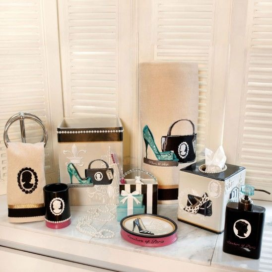 Fabulous Bath Collection - now we'd just need a new ...