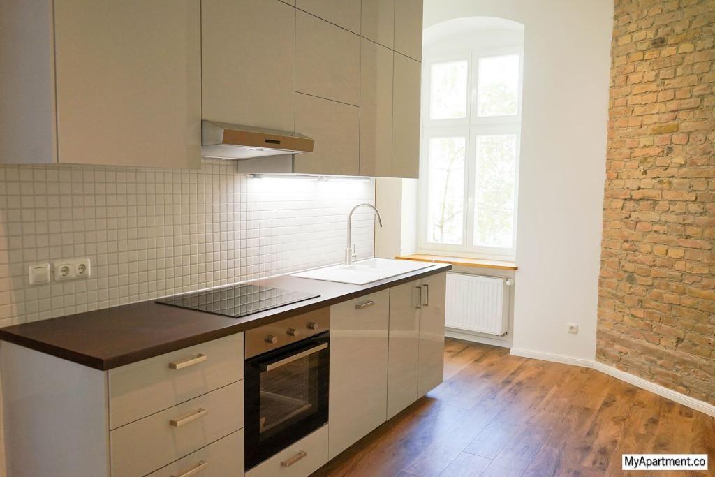 Wunderschöne Küche in hellen, warmen Farben! Diese Küche ist sehr - steinwand farbe