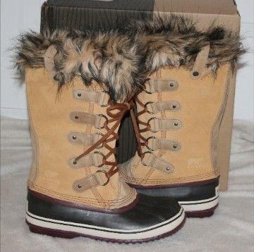 boots at marshalls sorel winter boot joan of arctic us 7