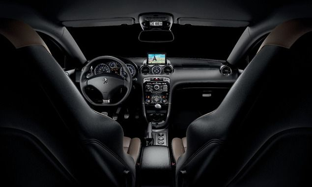 New Specs Review Peugeot RCZ Release Interior View Model ...
