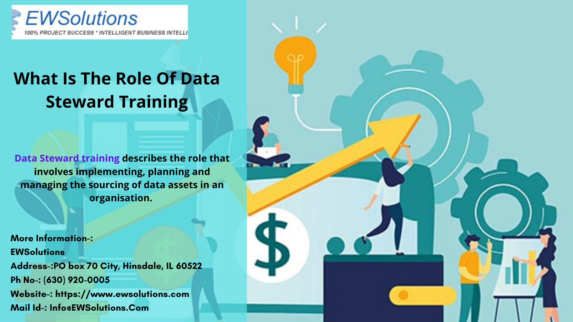 What Is The Role Of Data Steward Training Steward Testing Strategies Enterprise Architecture