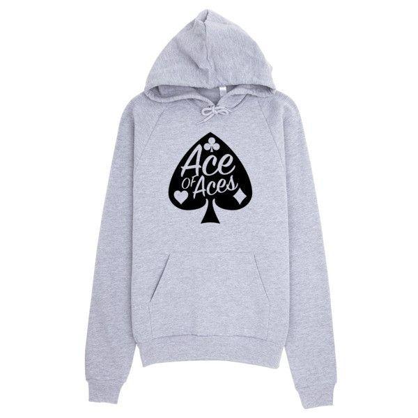 Ace of Aces Unisex Hoodie