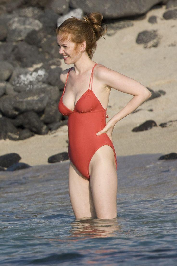 isla fisher body naked