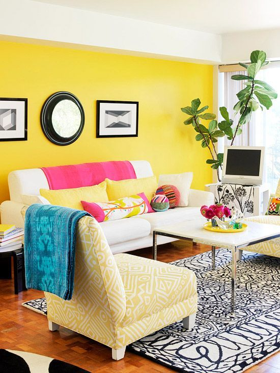 Cor para sala de estar | home | Pinterest | Fresh living room ...