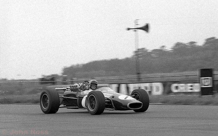 The John Ross Motor Racing Archive - Jack Brabham - Brabham BT24
