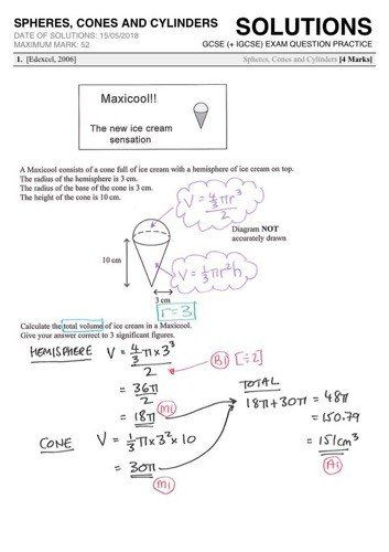 Algebraic Proofs Worksheet with Answers Gcse Questions by ...