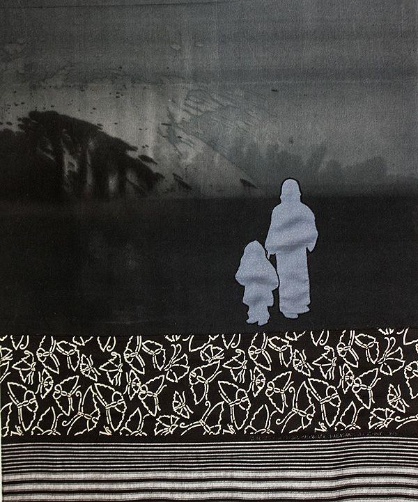 Minnesbild (Kerstin Olsson) - Förödelsens bilder