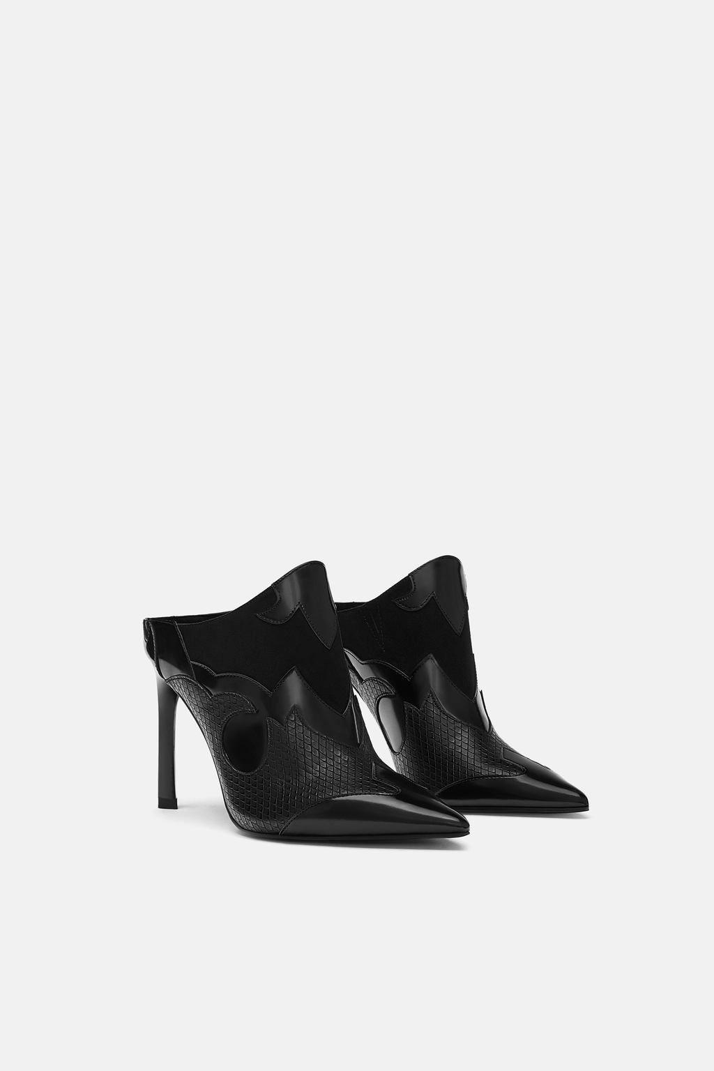 4b2db7420a3 MULE COWBOY Elegante Schuhe Damen