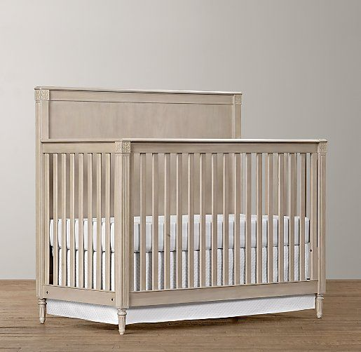 Emelia Conversion Crib | Cribs U0026 Bassinets | Restoration Hardware Baby U0026  Child 48