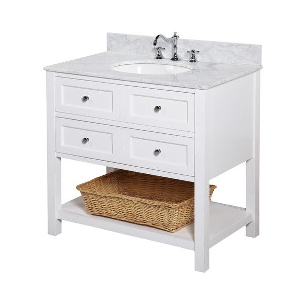 Meuric 36 Single Bathroom Vanity Set Bathroom Vanity Combo