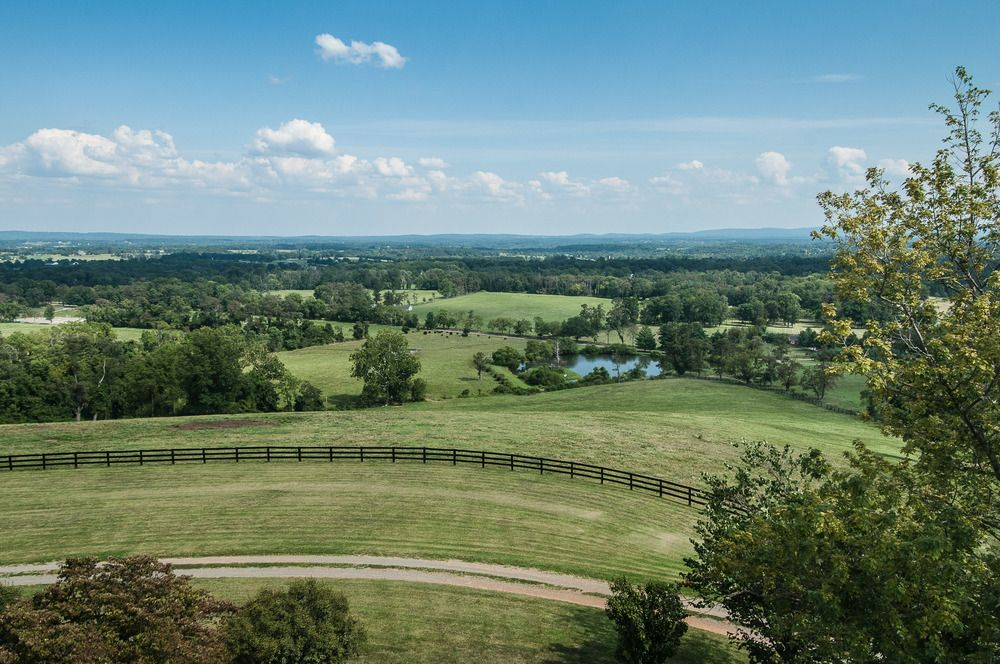 50mile view overlooking the dcs wine country virginia