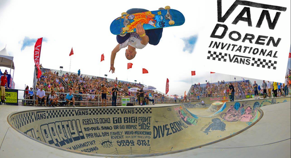 VIDEO Van Doren Invitational http//freestylesports.tv